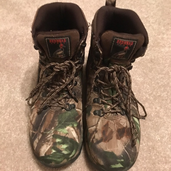 RedHead Other - Redhead hunting/hiking insulated camo boots